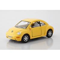 Autíčko New Beetle žluté