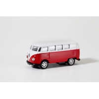 Autíčko Bus malé červené
