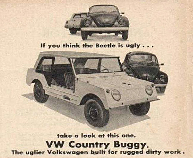vw country buggy ad 82 small