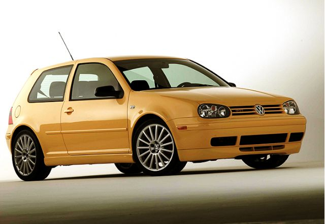 golf gti 20th a edition 2003
