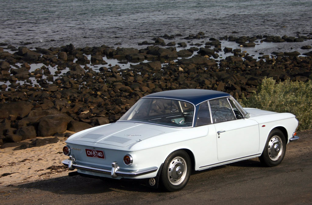 1966 Type 34 Karmann Ghia