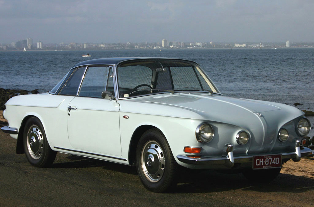 1966 Type 34 Karmann Ghia 0