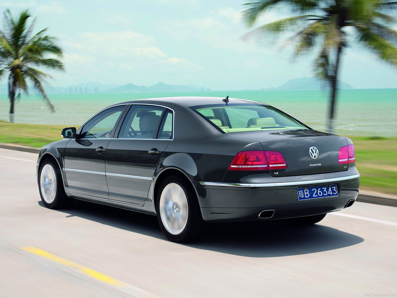 Volkswagen Phaeton faceift 2011 2