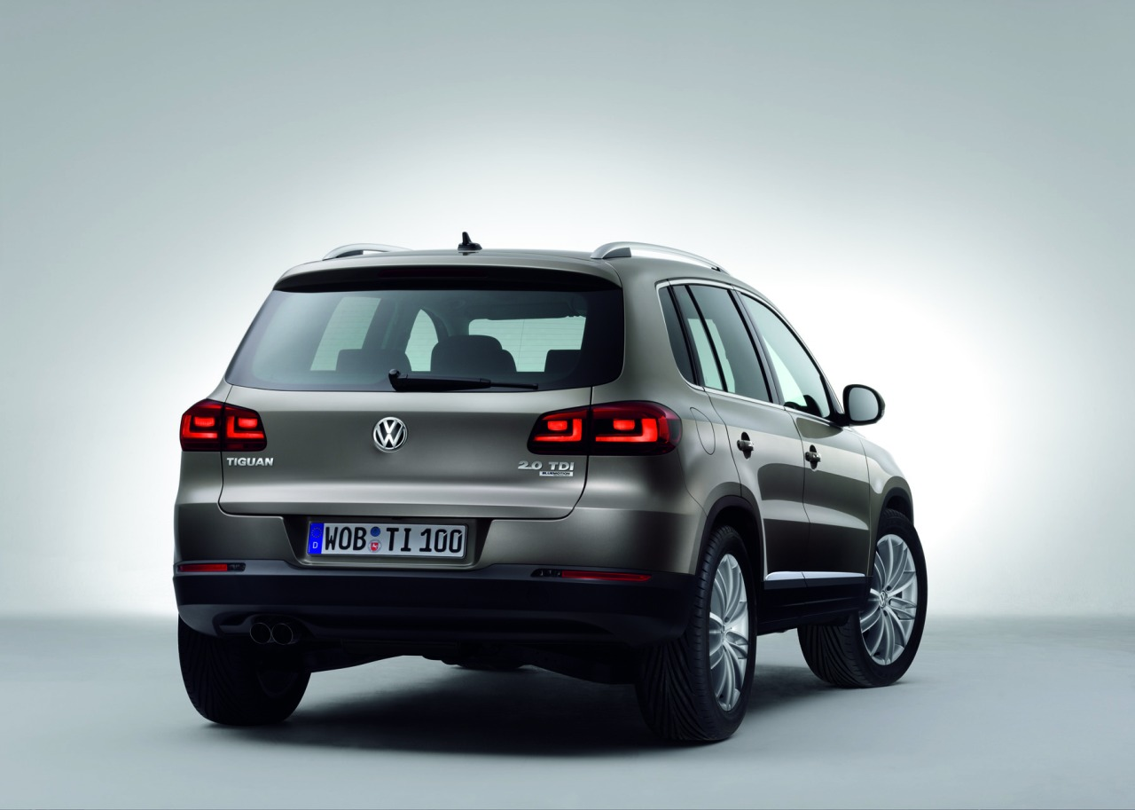 VW Tiguan facelift 2