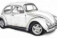 vw-bug-drawing