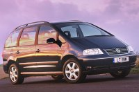 volkswagen sharan facelift 2004