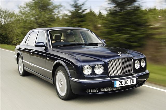 Bentley Arnage 1