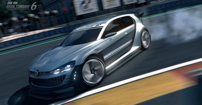 vw gti supersport vision gt 06 800 600