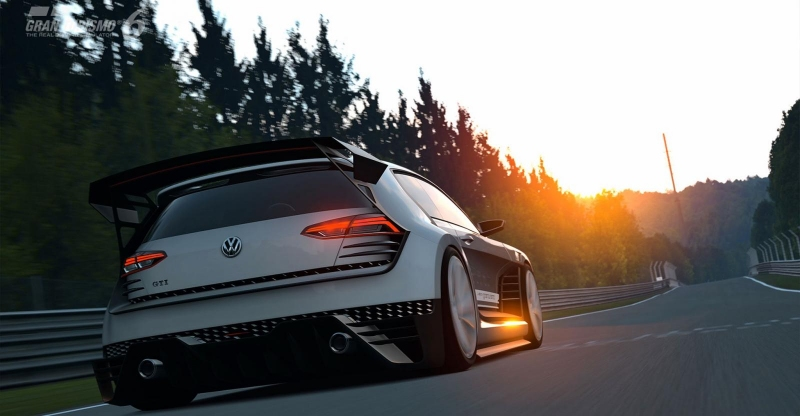 vw gti supersport vision gt 07 800 600