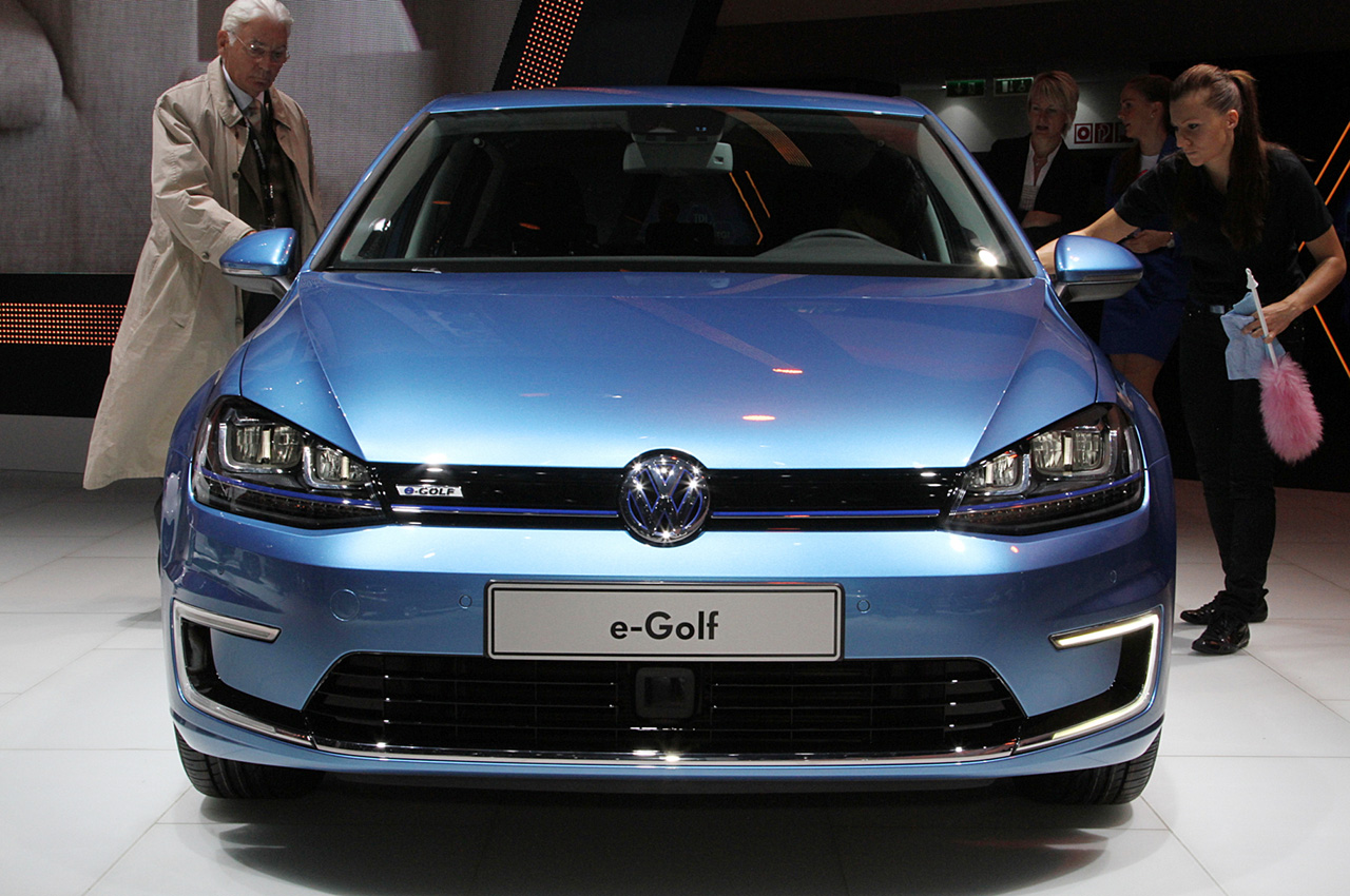 volkswagen e golf front end1