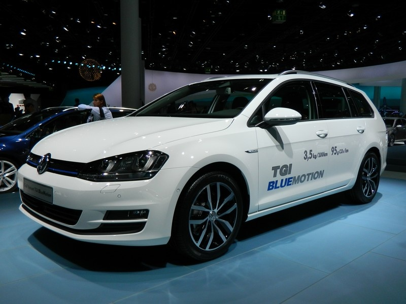 04 vw golf variant tgi bluemotion